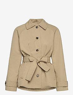 Mya jacket 13105 - tunna jackor - quicksand