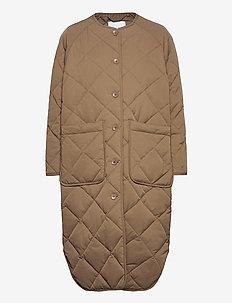 Ruth coat 12852 - quiltede jakker - caribou