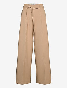 Haven trousers 13103 - casual bukser - camel
