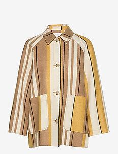 Arabella jacket 11545 - wool jackets - safari st.