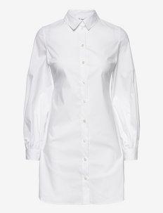 Azalea dress 13139 - hverdagskjoler - bright white