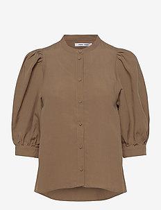 Mejse shirt 12771 - kortærmede skjorter - caribou