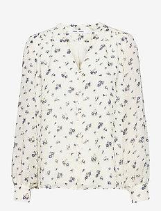 Jetta shirt aop 12888 - langärmlige blusen - sun bouquet