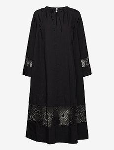 Sahell dress 14010 - robes de jour - black