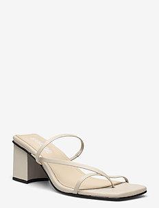 Brindal sandal 11399 - sandalen mit absatz - brown rice