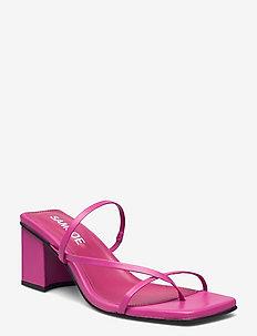 Brindal sandal 11399 - hauts talons - bubble gum pink