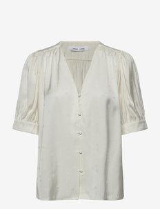 Jetta ss shirt 14025 - bluzki z krótkim rękawem - antique white