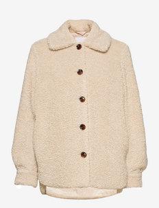 Aylin jacket 13181 - vestes - brown rice