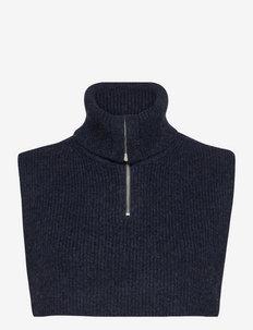 Flinti zip scarf 12758 - halsvärmare - sky captain