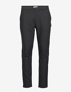 Frankie pants 11686 - kostymbyxor - black