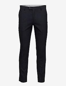 Laurent pants 6568 - suit trousers - total eclipse