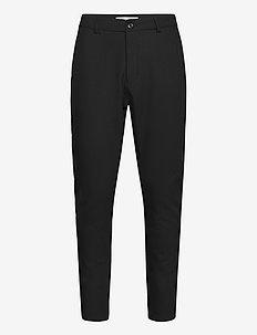Frankie regular trousers 11686 - chinos - black