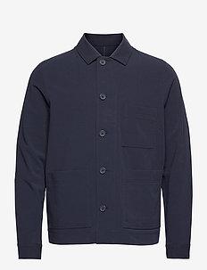 Worker x jacket 10931 - light jackets - night sky