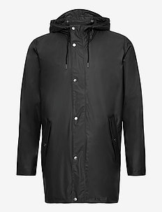 Steely jacket 7357 - regenjassen - black