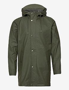 Steely jacket 7357 - manteaux de pluie - rosin