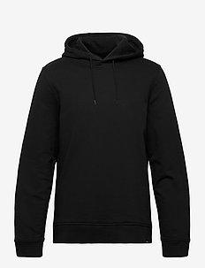 Hugo hoodie 11414 - perus-college-paitoja - black