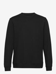 Hugo crew neck 11414 - basic sweatshirts - black