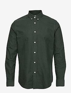 Liam BX 8111 - basic shirts - darkest spruce