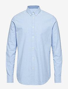 Liam BX 8111 - chemises basiques - light blue
