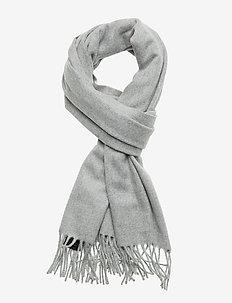 Efin scarf 2862 - schals - grey mel.