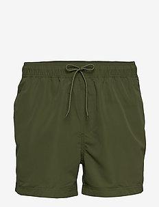 Mason swim shorts 6956 - szorty kąpielowe - chive