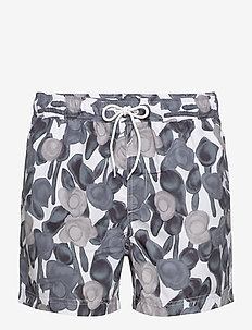 Mason swim shorts aop 6956 - badehosen - big flower