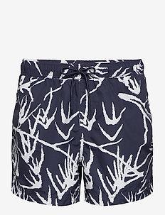 Mason swim shorts aop 6956 - uimashortsit - night sky palm
