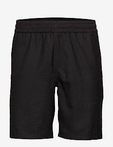 Smith shorts 7640 - casual shorts - black
