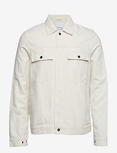 Gram jacket 10912 - CLEAR CREAM