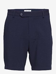 Hals shorts 10929 - tailored shorts - night sky