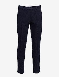 Laurent trousers 10631 - NIGHT SKY