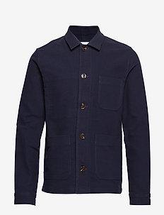 Worker jacket 10816 - NIGHT SKY