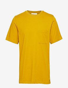 Bevtoft t-shirt 10964 - OLIVE OIL