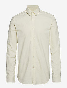 Liam NX shirt 10938 - WHITE ASPARAGUS