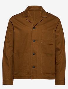 New worker jacket 11044 - overshirts - monks robe