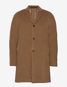 Bryn coat 11124 - villakangastakit - ermine