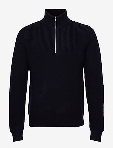 Flint half zip 11091 - NIGHT SKY