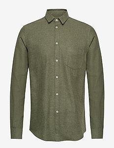 Liam NA shirt 7383 - DEEP DEPTHS MEL.