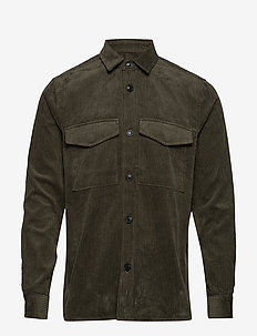 Waltones I overshirt 10520 - DEEP DEPTHS
