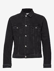 Laust Jacket 11356 - jeansjacken - black rock