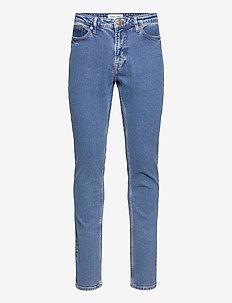 Stefan jeans 11354 - regular jeans - light ozone marble