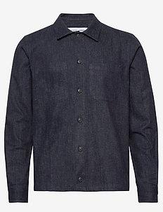 Ruffo JC shirt 11266 - DARK GREY MEL.