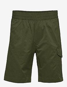 Smithy shorts 11393 - krótkie spodenki - chive