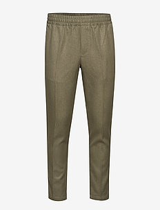Smithy trousers 11387 - DEEP LICHEN GREEN