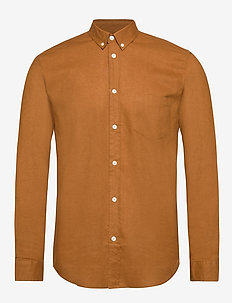 Liam BA shirt 6971 - basic shirts - monks robe