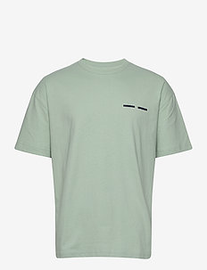 Toscan t-shirt 11415 - podstawowe koszulki - frosty green
