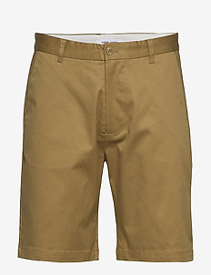Andy x shorts 7321 - tailored shorts - antique bronze