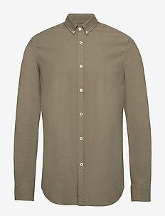Liam BX shirt 11389 - podstawowe koszulki - deep lichen green