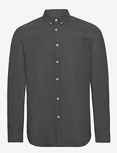 Liam BX shirt 11389 - WASHED BLACK