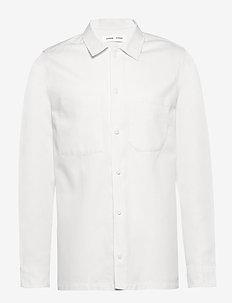 Ruffo JC shirt 11382 - basic-hemden - lily white